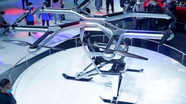 Xpeng, летающий автомобиль