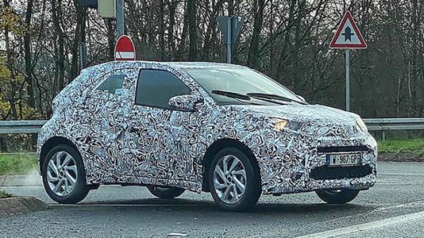 Toyota Aygo, супермини, тест