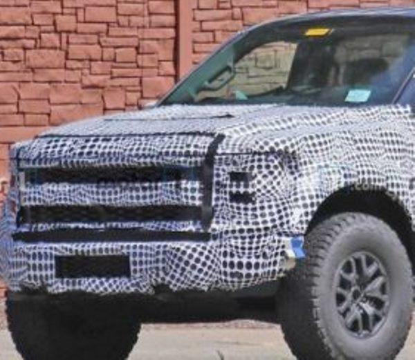 Ford F-150 Raptor 2022, пикап
