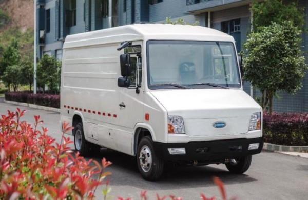 Cenntro CityPorter, электрический фургон