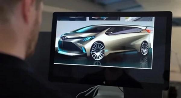 Toyota Sienna, новый минивэн