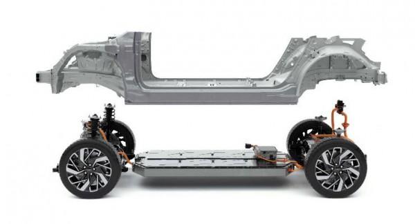 E-GMP. новая платформа, Hyundai