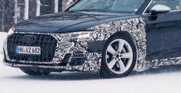 Audi-Horch, лимузин