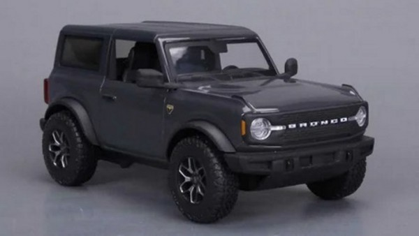 Ford Bronco, игрушечный