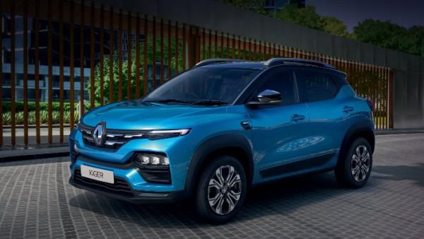 Renault Kiger, новый