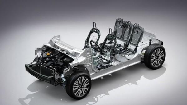 Renault, платформа для электрокаров