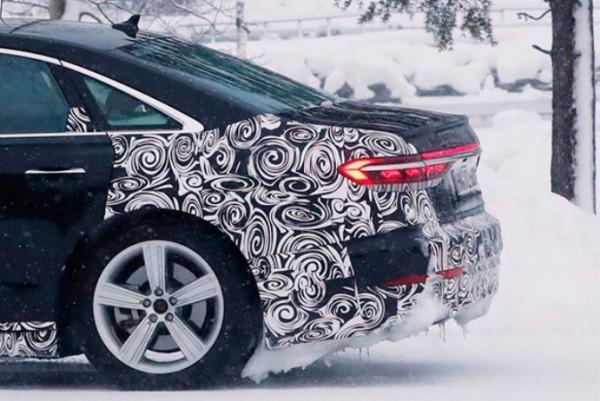Audi A8 Horch, удлиненный седан