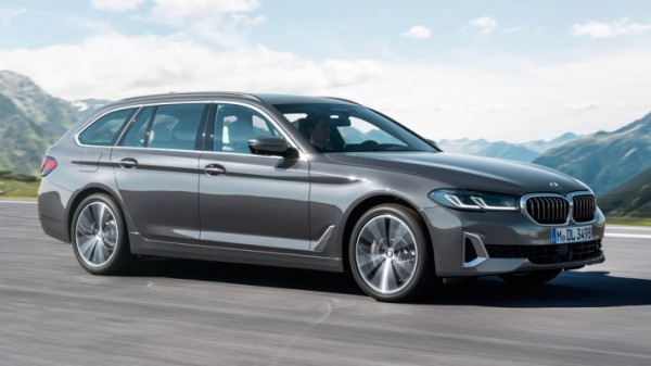 BMW 530i Touring Luxury Line