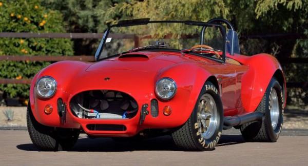 Shelby 427 Cobra FAM Пола Уокера