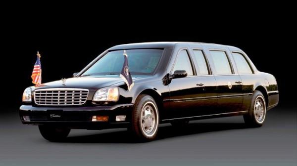 лимузин, президент США