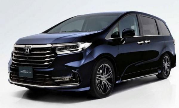Honda Odyssey, ателье Mugen
