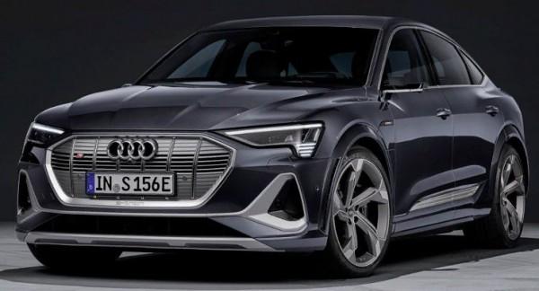 Audi, электрокар