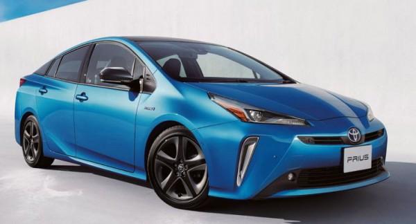 Toyota Prius, обновленный