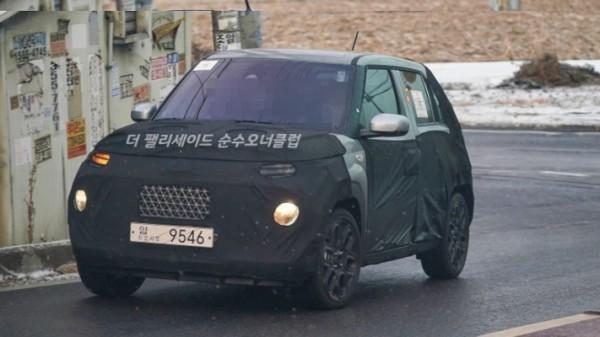 Hyundai, новый компактный кроссовер