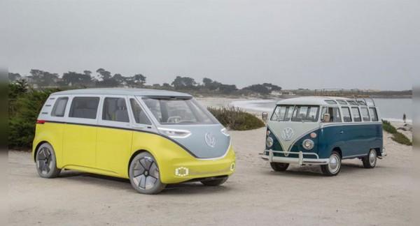 Volkswagen ID.Buzz