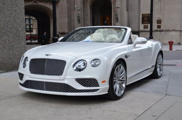 Bentley Continetal GTC