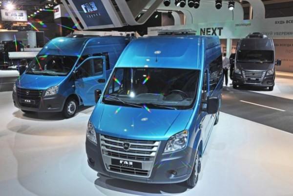 ГАЗ, LCV, легкий коммерческий транспорт