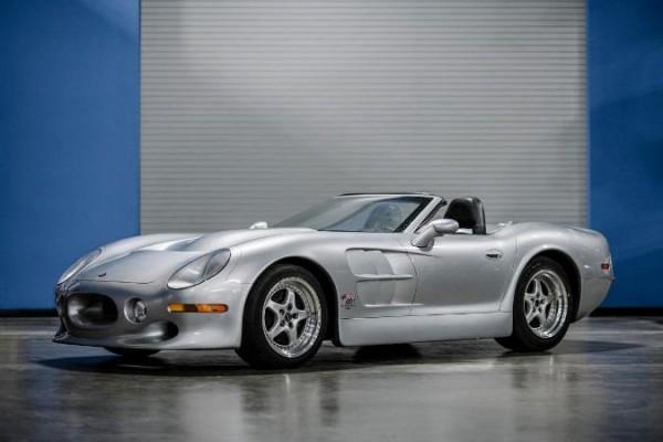 Shelby Series 1, прототип