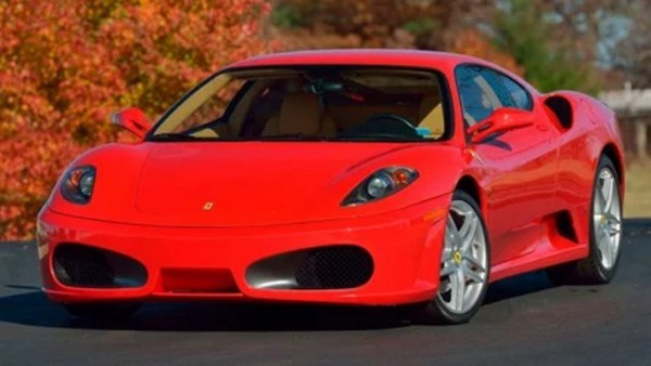 Ferrari F430 F1, суперкар