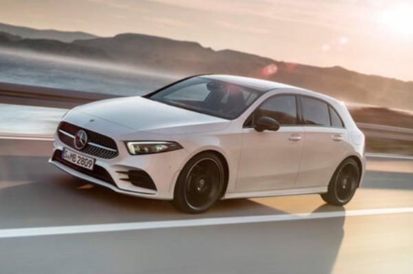 Mercedes-Benz A-Class, компакт