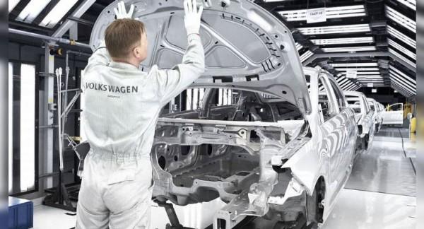 алужский завод Volkswagen Group Rus