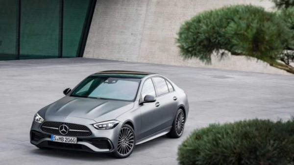 Mercedes-Benz C-Class, электрический