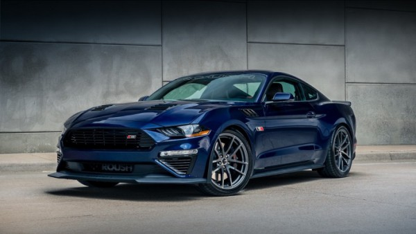 Ford Mustang, от Roush