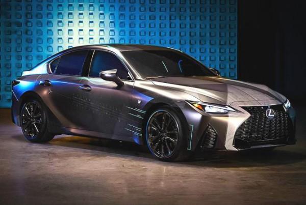 Lexus IS, геймерский