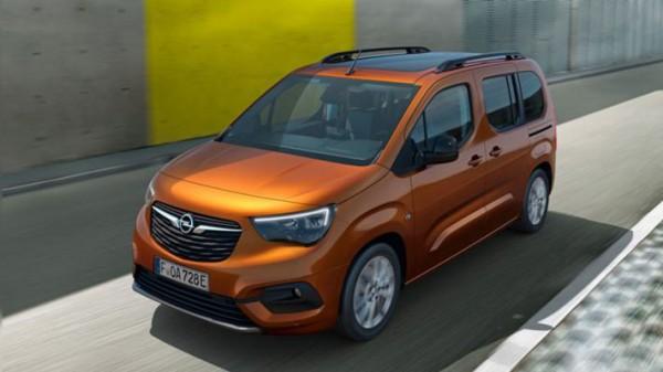 Opel Combo-e Life, электрический минивэн