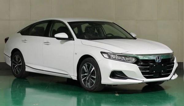 Honda Accord, седан