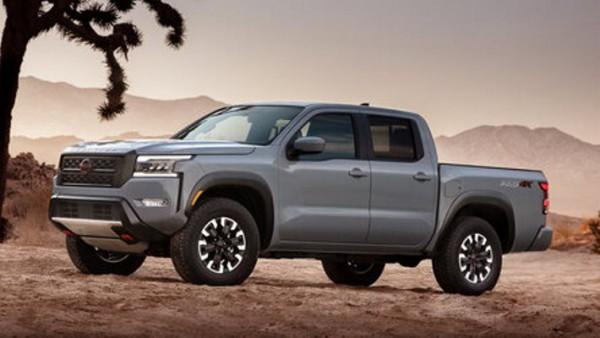 Nissan Frontier, внедорожник на базе пикапа