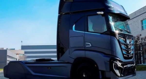 Nikola, грузовик