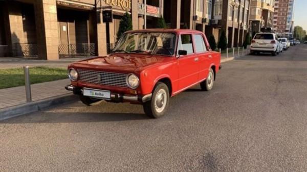 ВАЗ-2101, 1982 года