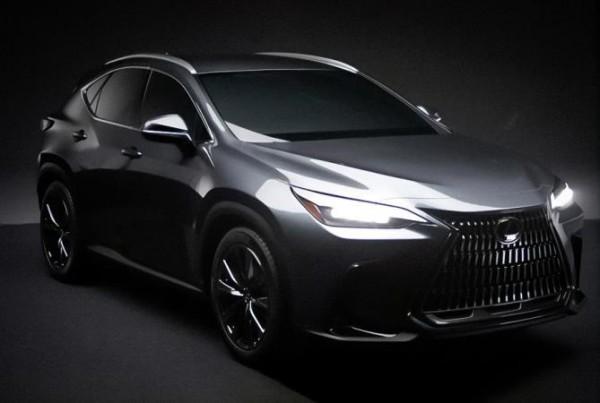 Lexus NX, кроссовер нового поколения