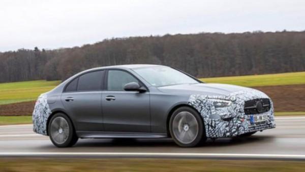 Mercedes-Benz C-Class, новый
