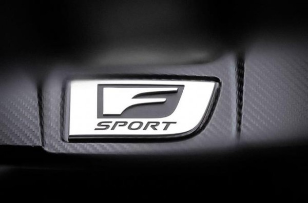 Lexus F-Sport