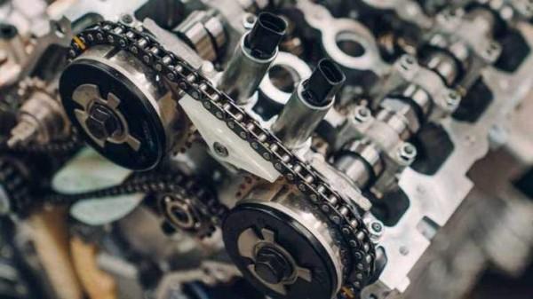 Bentley, мотор W12