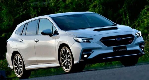 Subaru Levorg, универсал