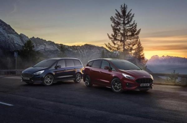 Ford S-Max и Galaxy