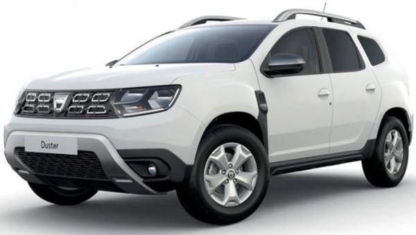 Dacia Duster, коммерческий, второго поколения