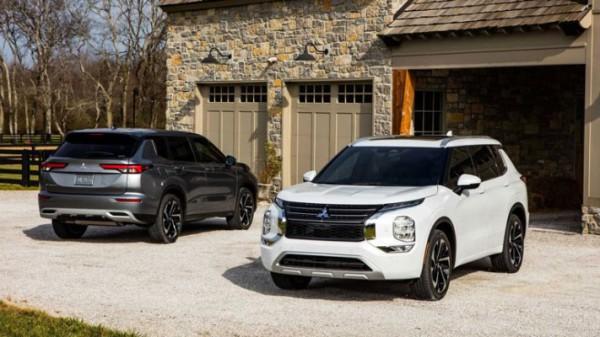 Mitsubishi Outlander нового поколения