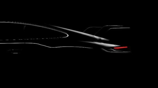 Porsche 911 GT, спорткар, новый
