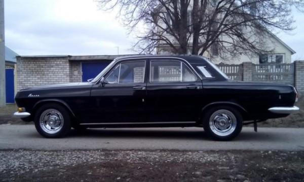 ГАЗ-24, Волга, 1976 года выпуска