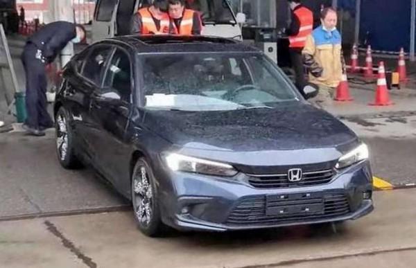 Honda Civic, обновленный