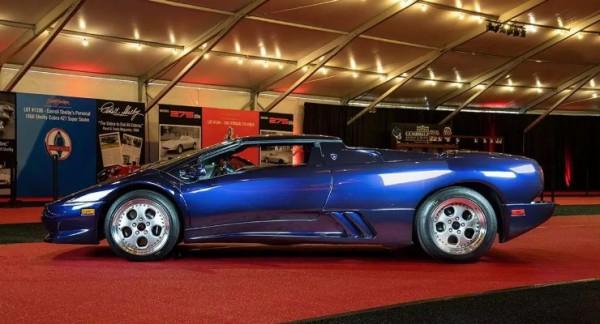Lamborghini Diablo VT, родстер, 1997 года