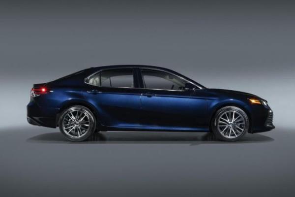 Toyota Camry, обновленный