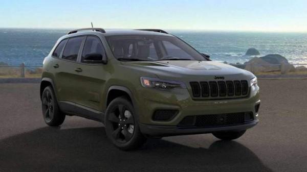 Jeep Cherokee Freedom Edition 2021 года