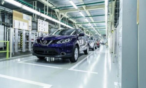 Nissan, Петербургский завод