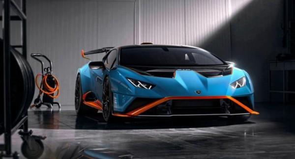 Lamborghini, двигатель V12