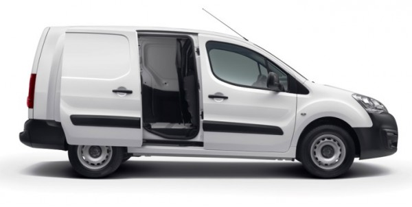 Opel Combo Cargo, фургон, российская сборка